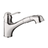 Ashford Sink Mixer, Pull-out Spray, US (ASHFORD)